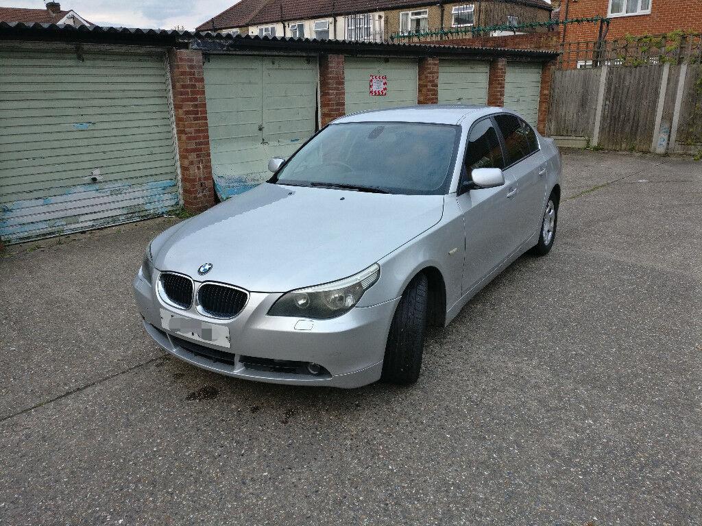 BMW 520 SE 2litre Petrol E60 77,000