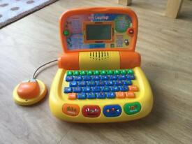 Vtech learning laptop
