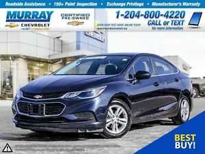 2016 Chevrolet Cruze LT Auto *Sunroof, Heated Seats, Climate Con