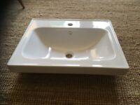 Bathroom sink, Ikea, new!