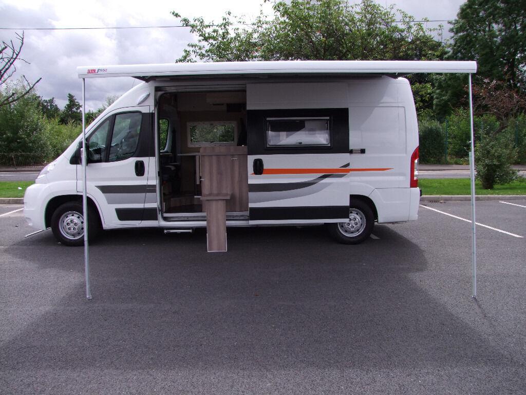 Camper Van Motorhome Relay Like Ducato Boxer