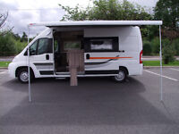 camper van motorhome relay like ducato boxer - new conversion luxury edition