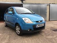 2009 Chevrolet Matiz Automatic, 67k, new MOT, FSH