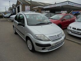 2003 03 citroen c3 1.4 diesel desire. 30 + cars in stock.