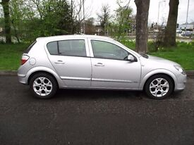 2005 (55) Vauxhall Astra 1.7 Diesel Manual 5Doors With 12 Month MOT PX Welcome