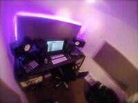 MONTHLY SLOTS Avail in Fully equipped Recording Studio Music Production/Mixing Room in E2 from £300