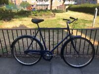 Raleigh / 24in 60cm / 3 Speed / Vintage Mens Bicycle / £70