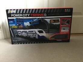 Power City Trains Starter Set