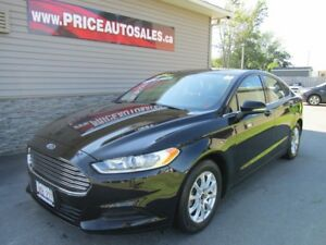 2016 Ford Fusion SE - HEATED SEATS - BACK-UP CAMERA - REMOTE STA