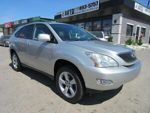 2006 Lexus RX 330 Premium Pkg - Leather - Sunroof  (122,000 Mile