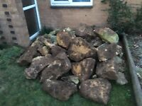 Rockery Stone Free to Collector