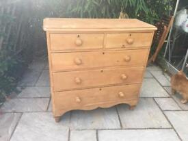 Antique Pine Drawers