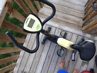 indoor cycle excercise, Advantage