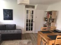 2 bedroom flat/maisonette for sale plus garage