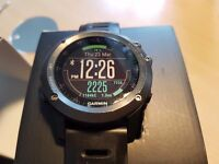 Garmin fenix 3 GPS sports tracker watch