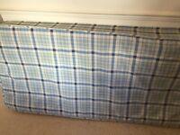 Hardly used single mattress