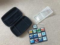 Nintendo DS games and other accessories