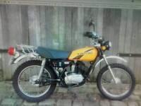CLASSIC kawasaki g4tr trail boss 100cc
