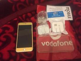 IPHONE 6S GOLD 128GB UNLOCKED NEW