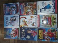 DVD'S 9 MARY POPPINS AND OTHERS