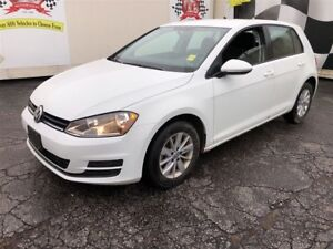 2017 Volkswagen Golf Trendline, Automatic, Heated Seats,