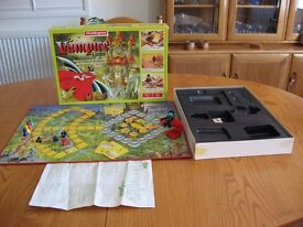 The Vampire Game. Vintage board game.Waddingtons.