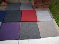 Carpet Tiles, can deliver, RRP £2.75 Screwfix
