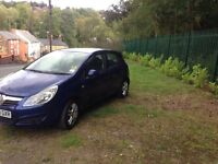 Vauxhall corsa 1.3 diesel £20 tax for 12 months
