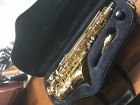 Second Hand Saxophone - good for beginners!