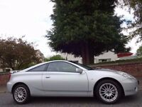 SPRING/SUMMER SALE!! (2004) TOYOTA Celica VVTi (Premium+Sport)