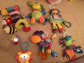 Lamaze toys bundle