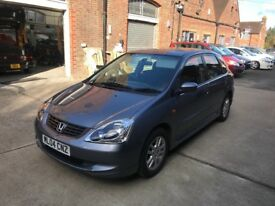 Honda Civic SE 1.4 petrol 5 door