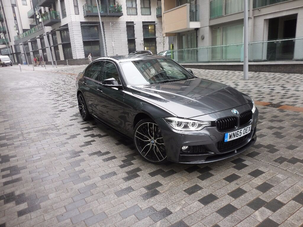 2015 65 bmw f30 335d x drive lci facelift m sport performance pack high spec in east london. Black Bedroom Furniture Sets. Home Design Ideas