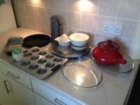 Batch of Kitchen Accessories