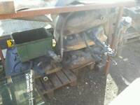 Land rover discovery 1 diesel tank