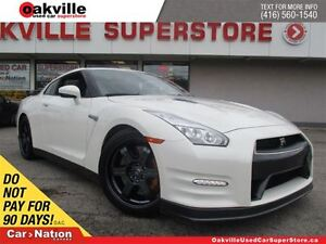 2016 Nissan GT-R Black Edition |NO ACCIDENT|LEATHER|B/U CAM|LOW