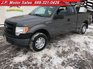 2013 Ford F-150 XL, Crew Cab, Auto, Tow Package, 4x4