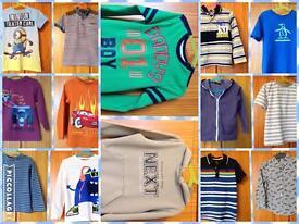 Boy's Bundle of Clothes Age 5-6 (15 items)