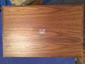 Fortnum and Mason Wooden Box