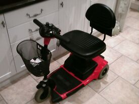 Mobility scooter 3 wheel