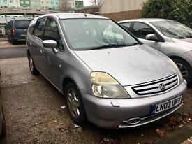 Honda Stream 1999 Litre Engine