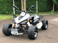 Road legal 250cc haili quad