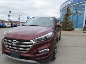 2017 Hyundai Tucson SE 1.6, AWD, Leather, Back Up Camera...