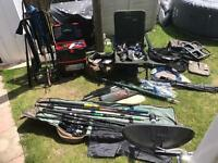 Fishing Equipment - massive job lot collection