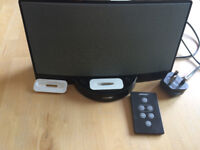 Bose SoundDock Portable Digital Music System - for iPod - gloss black