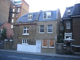 Newly extended & refurbished office, Chelsea (£600pw)
