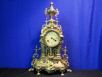 Antique Mantle Clock