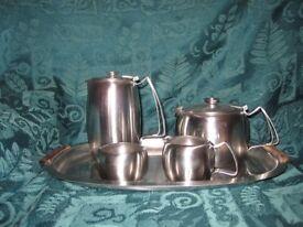 Old Hall Vintage Tea Set