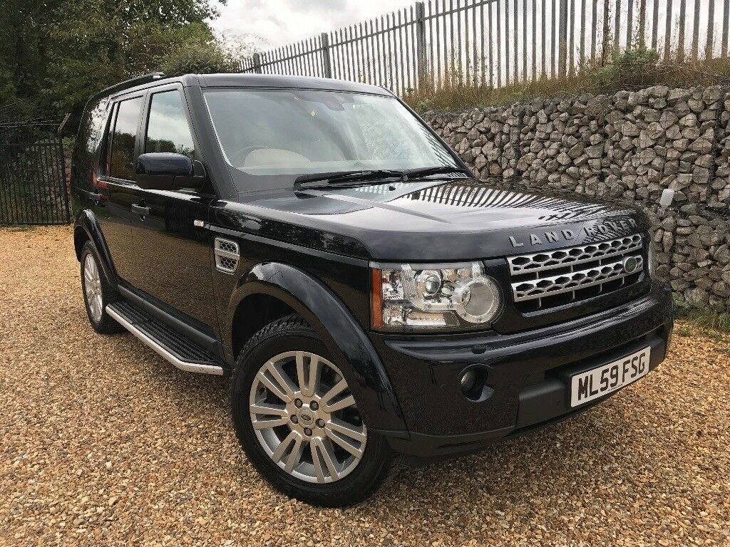 Land Rover Discovery 4 3.0 TD V6 HSE 4x4 5dr BOTH CAM BELTS DONE AT 110500