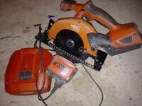 Hilti SCW 22-A circular saw